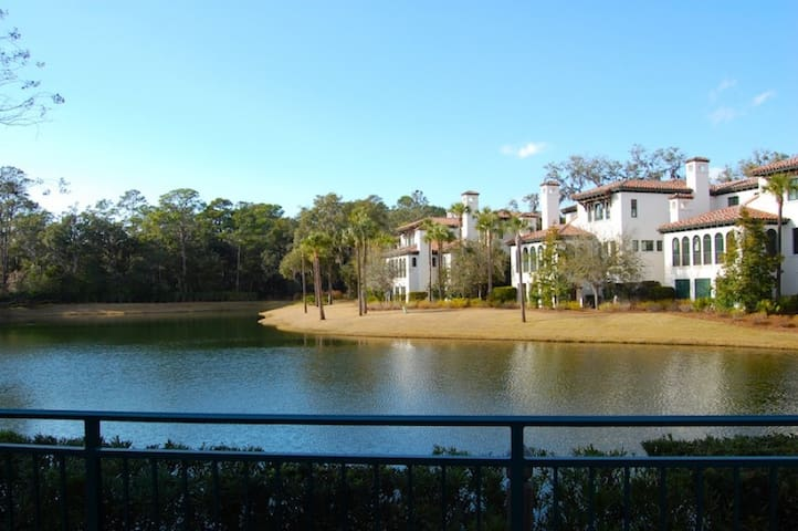 EAGLES WATCH -- Sea Island Lake Cottages