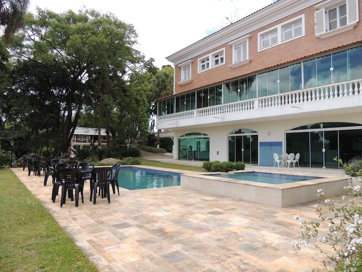 Casa de campo em São Roque