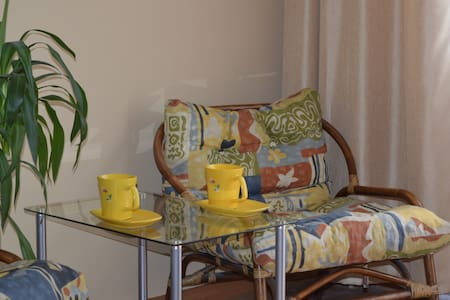 Freshly furnished apartament in Riga - リガ