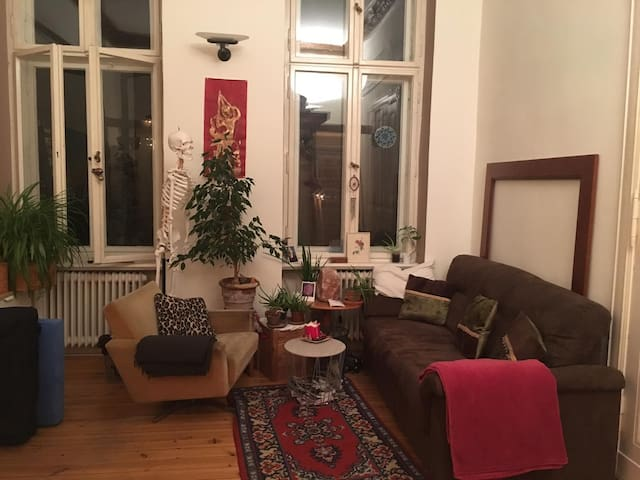 Cosy and loved in the heart of Schöneberg