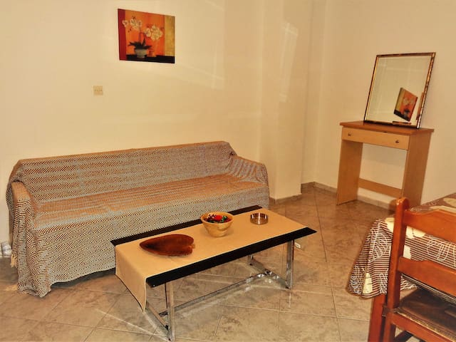 Elena's House - Simple style, near the center of the city and nice people.