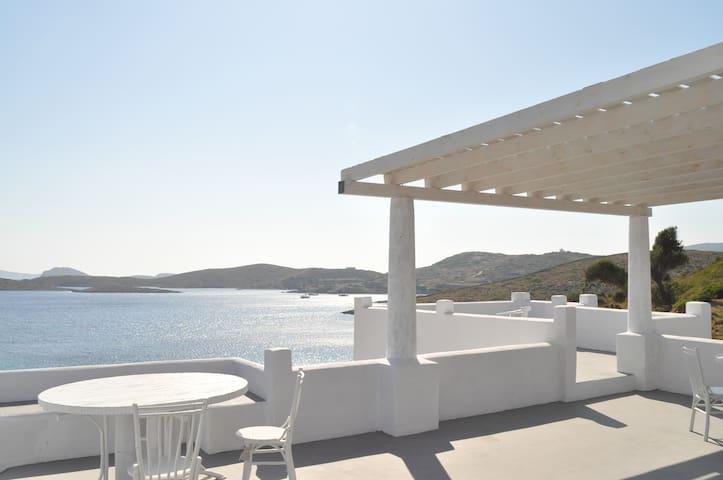 magnifique villa avec plage privée - Lipsi - Ev