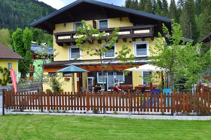 Pension Haus Rohrmoser 2(Kleines Familienzimmer)