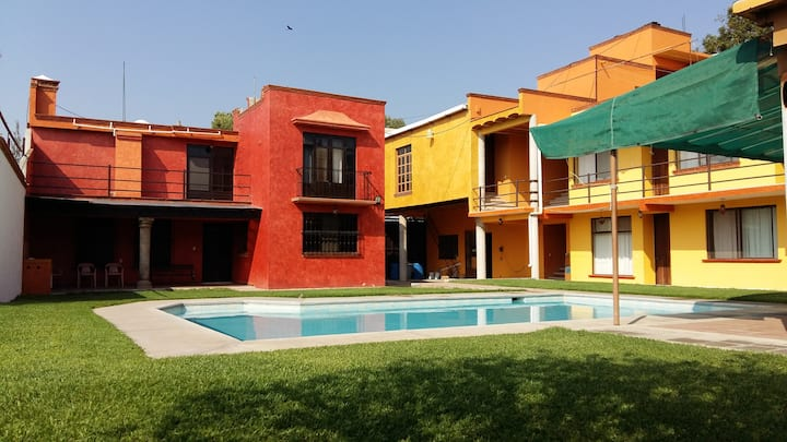 Quinta la Morada Tequisquiapan  Casa Completa