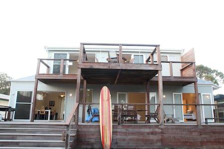 Sea Glass Beach House at Waratah Bay - Waratah Bay - Casa