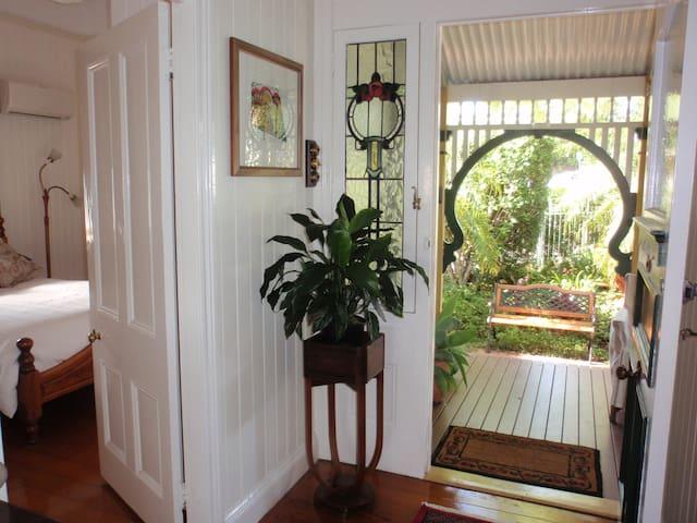 Bris,Red Hill Queenslander house - Red Hill - Casa