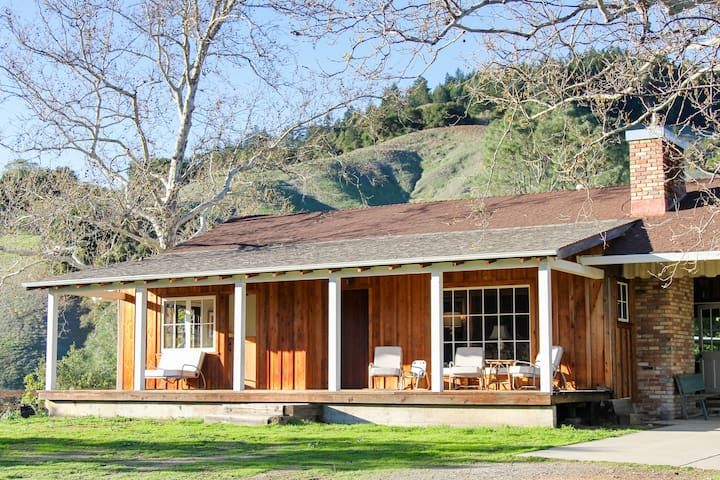 Rustic Ranch House - Cloverdale - Ev
