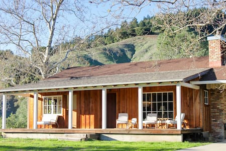 Rustic Ranch House - Cloverdale - Casa