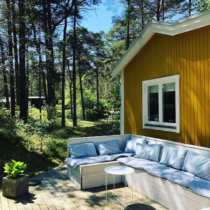 Sommarstuga i Täppet, Åhus
