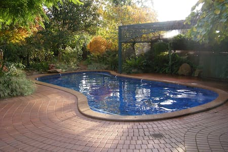 Palm Haven Bed & Breakfast Banksia - Wangaratta - Bed & Breakfast