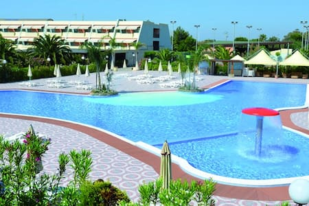 Holiday Resort in South Italy - Metaponto Lido