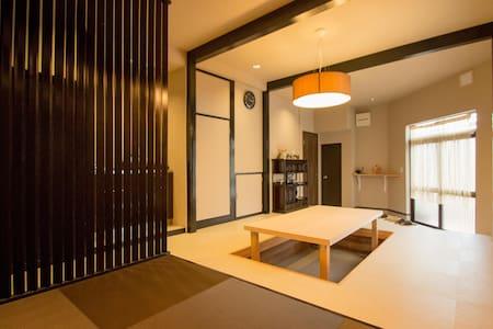 大阪整洁日式2卧公寓 - Yodogawa-ku, Osaka - Talo