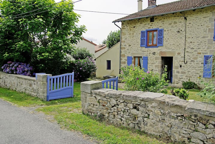 Renovated farmhouse blt 1706 - Bonnac-la-Côte - Casa