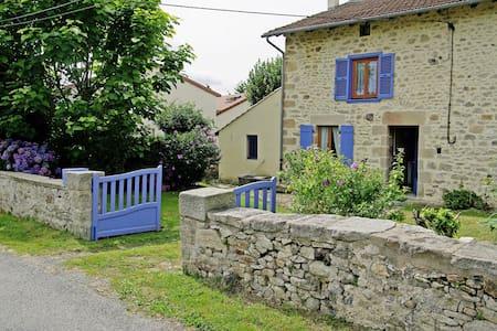 Renovated farmhouse blt 1706 - Bonnac-la-Côte