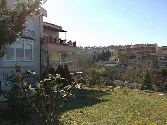 Brand new apartment with garden - Neo Risio - Apartamento