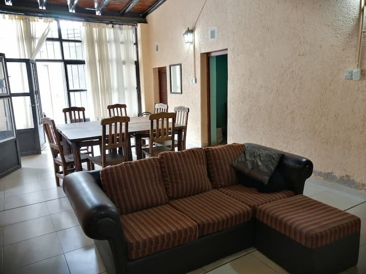 La Casona for group travelers. Come and meet