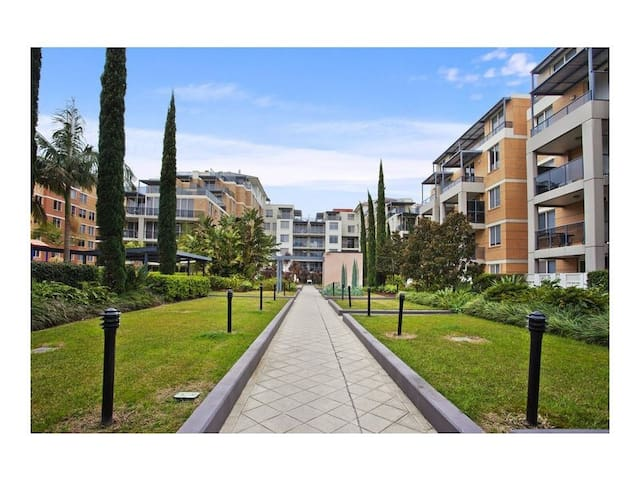 wolli creek (close to the airport)