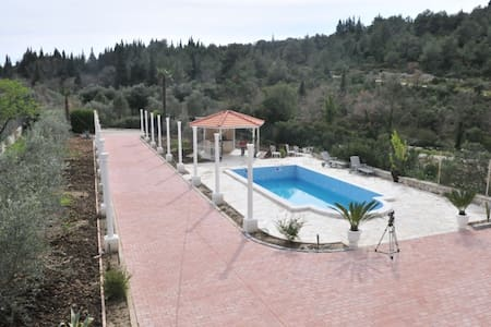 Villa Pax Maris with Swimming pool  - Kremena