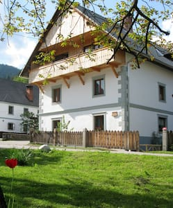 Apartments-rooms Ana - studio for 2 - Bled