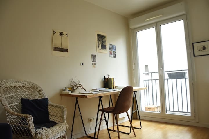 Studio a Montmartre