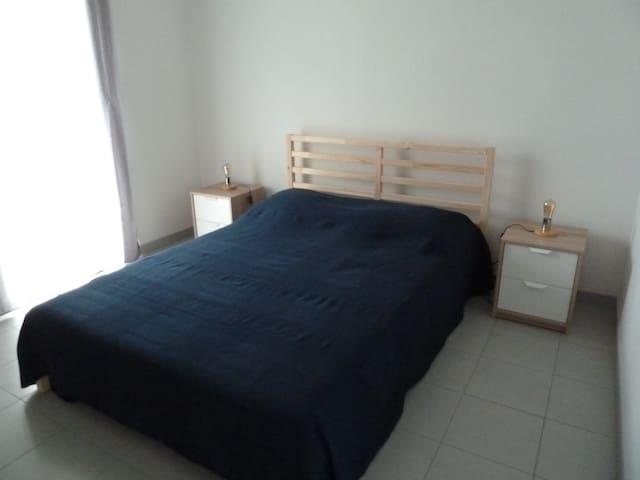 chambre lit double 200/160