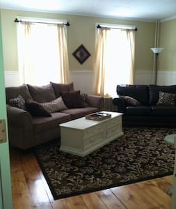Comfy cozy 2 bedroom 1st floor - Greenfield