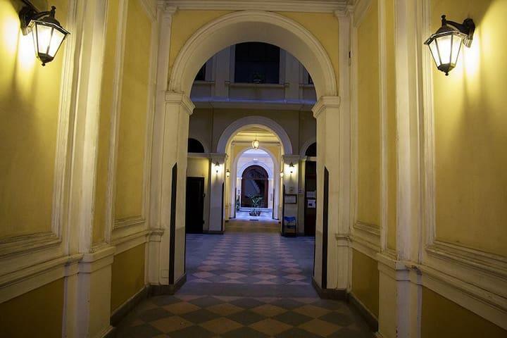 Ampia camera matrimoniale. - Rom - Wohnung