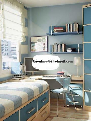 Single room apartment near airport - Tangerang - Departamento