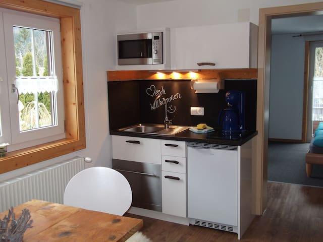 Liebevoll eingerichtets Apartement - Sankt Gallenkirch - Pis