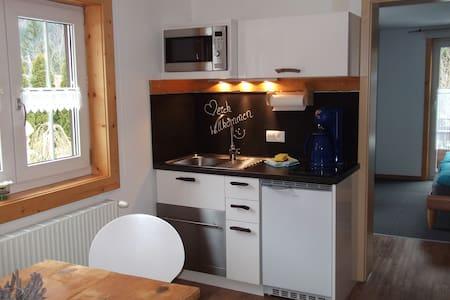 Liebevoll eingerichtets Apartement - Sankt Gallenkirch - Flat