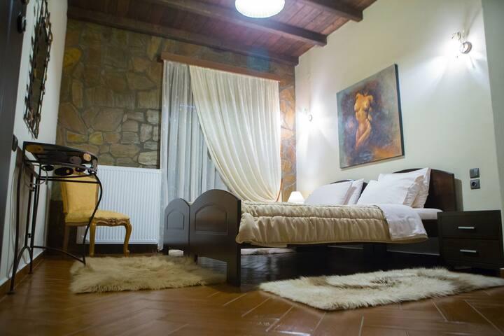 Ξενώνας Χαγιάτι , Διαμέριμα 2 χώρων