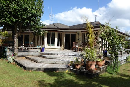 Katikati Central Comfortable Lodgings - Katikati - Casa