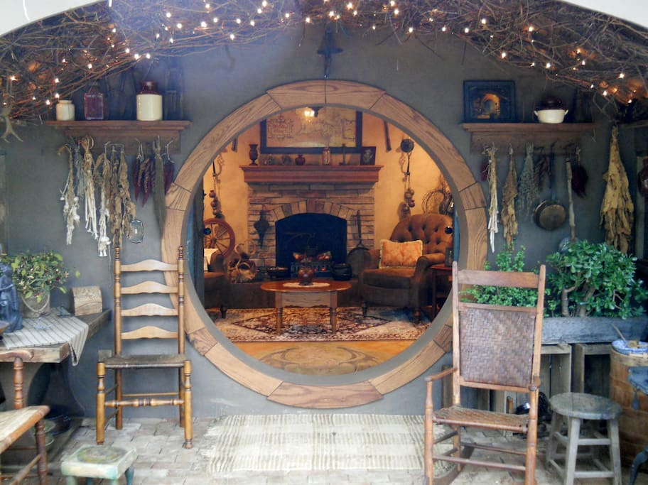Hobbit S Dream All The Comforts Of Home Earth