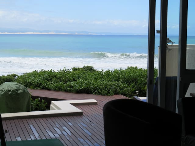 AT the BEACH right on the beach! - Jeffreys Bay - Apartment