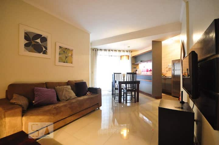 The Hill Residence - Rent Apartment Morumbi