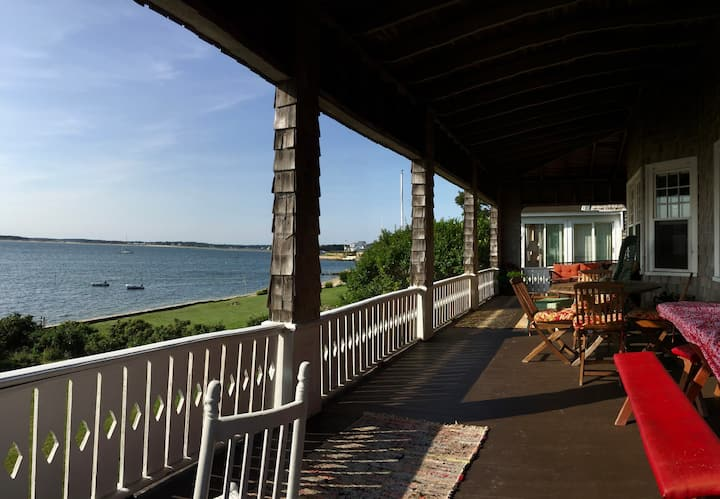 Waterfront Cape Home - 1 hr from Boston 5 bdrm