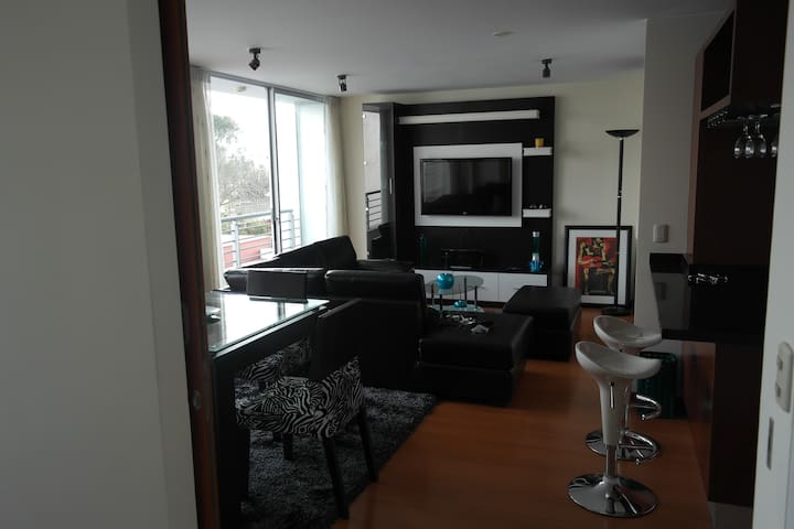 Hermoso Departamento en Barranco - Barranco District - Apartament