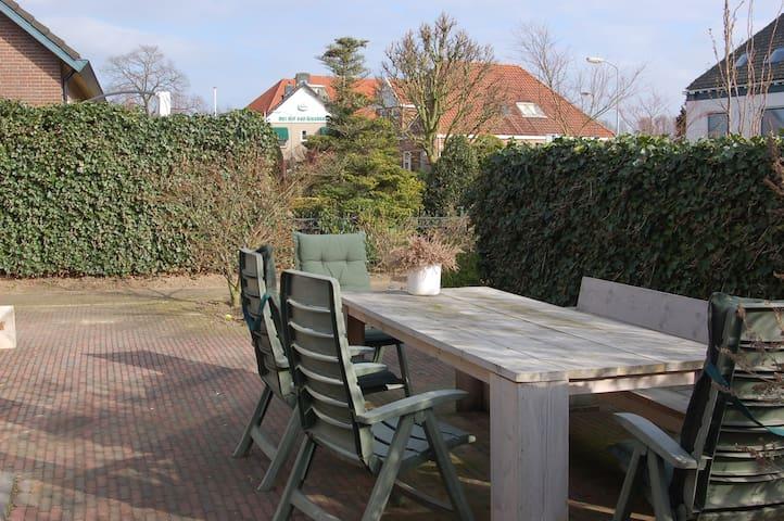 Vrijstaand huis naast recr gebied Rhederlaag! - Giesbeek - Haus