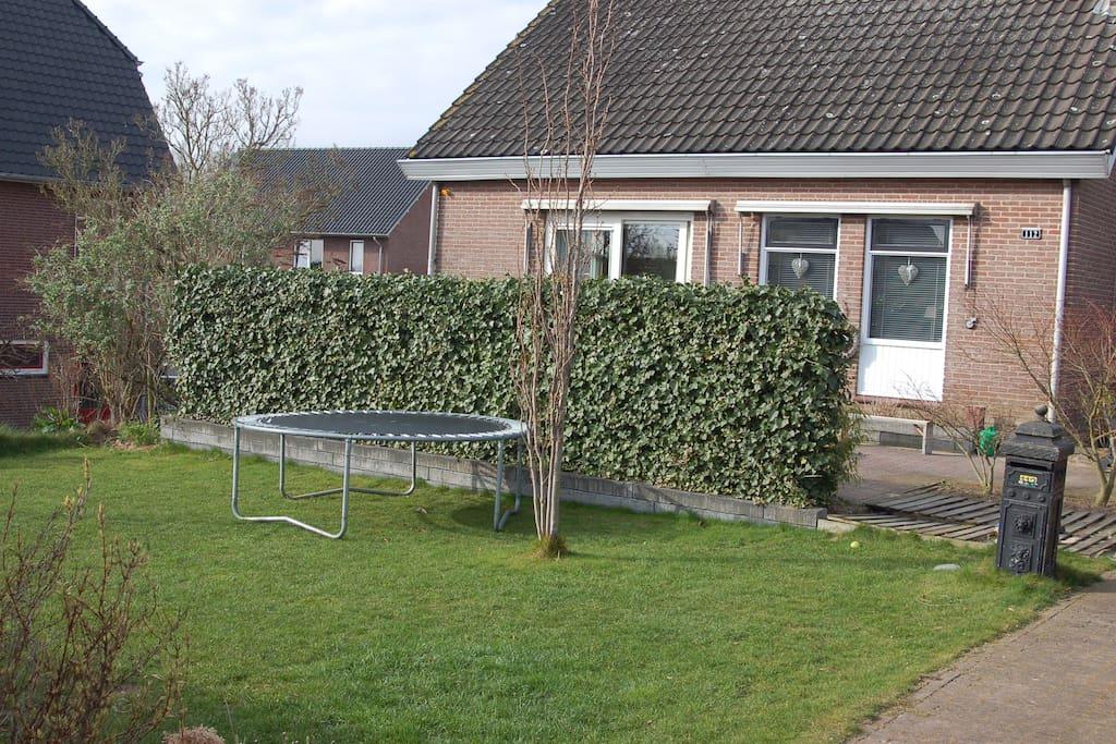 Vrijstaand huis naast recr gebied rhederlaag huizen te for Vrijstaande woning te huur gelderland