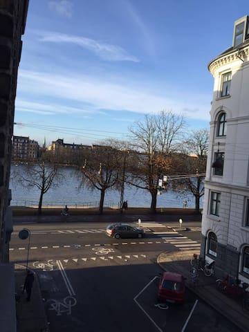 Lovely flat - best location in Copenhagen! - Copenaghen - Appartamento