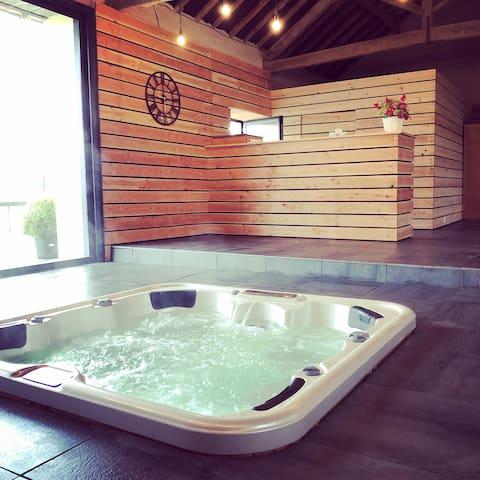 Domaine de Coutines, Spa,  Sauna
