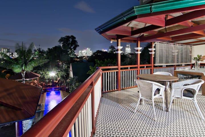 Franklin Villa Bed & Breakfast - Highgate Hill - Aamiaismajoitus