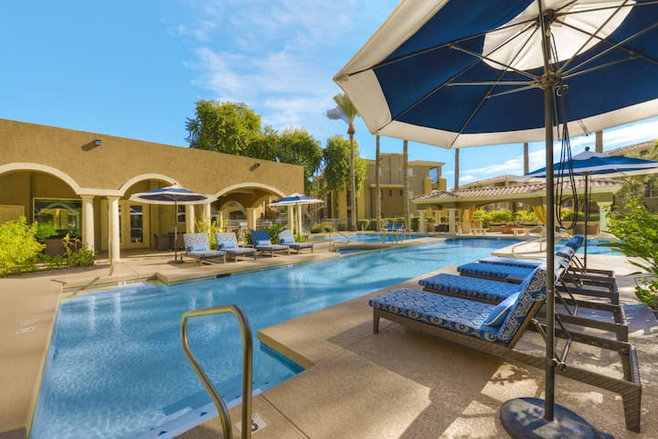 2BR Luxury Condo on TPC Scottsdale*