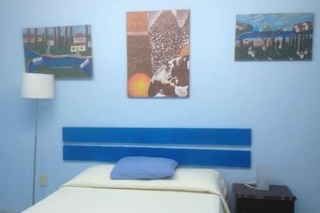 Blue bird Room # 204 - Alfredo V. Bonfil - Bed & Breakfast