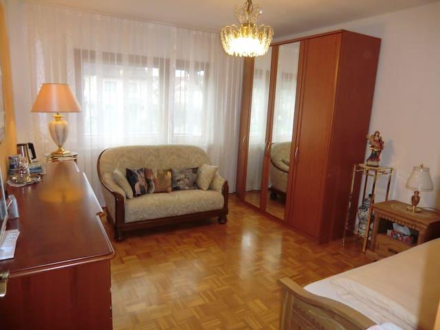 Furnished apartment - Nürnberg Messenähe2