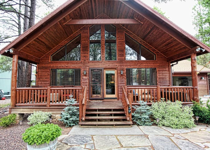Beautiful Mountain Retreat - Pinetop - Huis