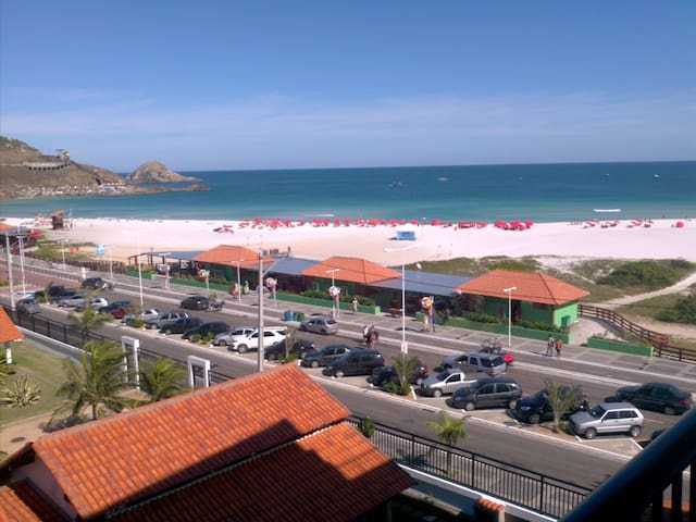 VISTA INCRIVEL - ARRAIAL DO CABO - Arraial do Cabo - Apartment