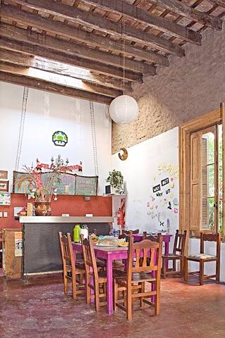 Lodging in a magic House /breakfast - Buenos Aires - Bed & Breakfast