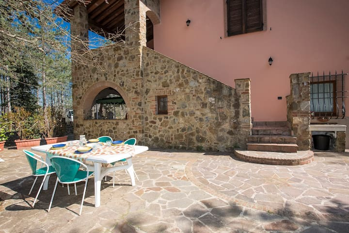 Silence&peace, coutryhouse close to MassaMarittima - Massa Marittima - Appartement