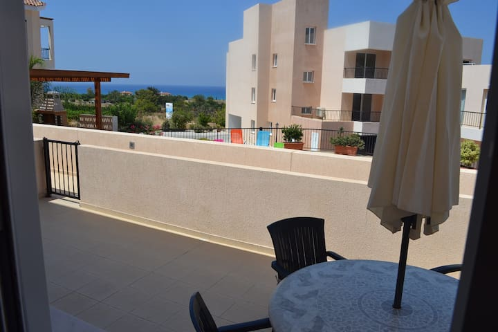 A beautiful apartment in Paphos, Argaka village